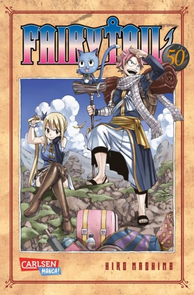 Fairy Tail Bd. 50