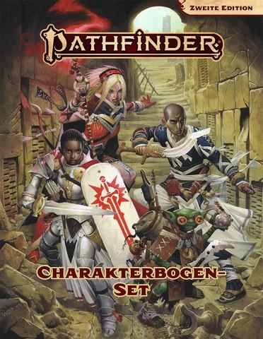 Pathfinder 2. Edition - Charakterbogenpack