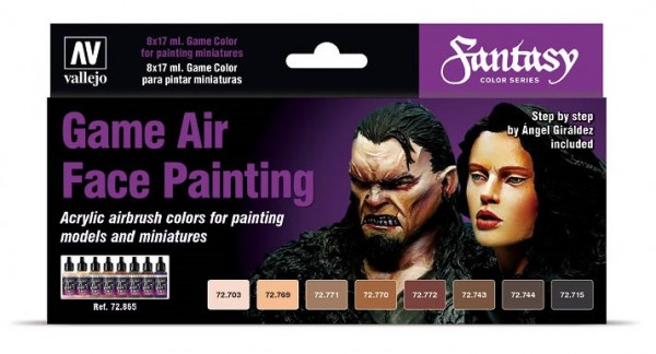Game Air Set: Face Painting (8)