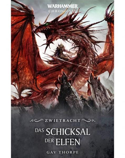 Warhammer Chronicles - Das Schicksal der Elfen
