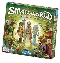 Small World - Power Pack 2 - Erw. (deutsch)
