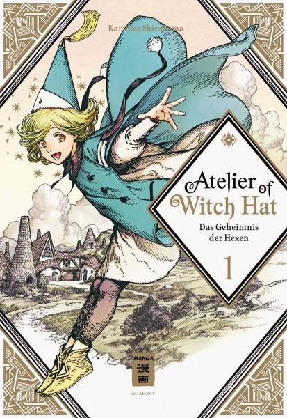 Atelier of Witch Hat Band 01: Das Geheimnis der Hexen