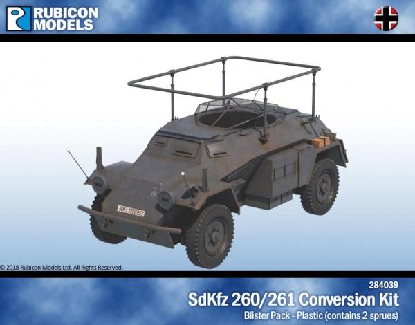 SdKfz 260/261 (Upgrade Kit)