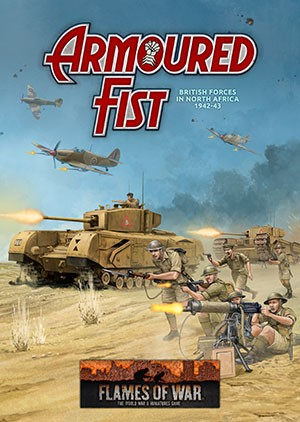 Flames of War BR: Armoured Fist Army Book