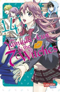 Yamada-kun and the seven Witches Band 14