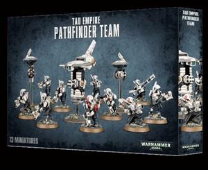 Warhammer 40k Tau: Tau Empire Pathfinder Team