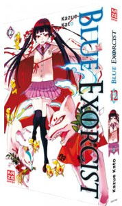 Blue Exorcist Bd. 12
