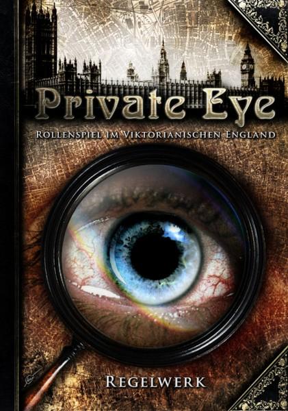 Private Eye Rollenspiel (6. Auflage)