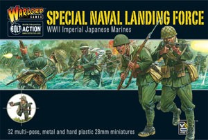 Bolt Action: Japanese Special Naval Force