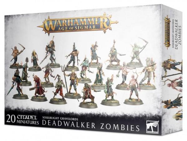Soulblight Gravelords Deadwalker Zombies