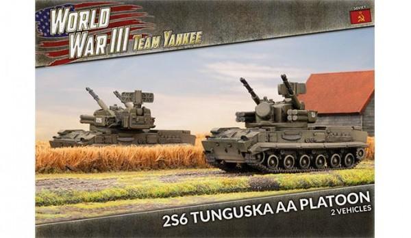 Team Yankee 2S6 Tunguska AA Platoon (x2)