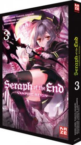 Seraph of the End Band 3