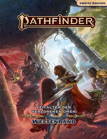 Pathfinder 2. Edition - Zeitalter der Verlorenen Omen