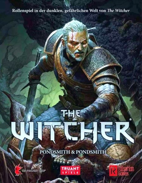 The Witcher - Grundregelwerk (DE)