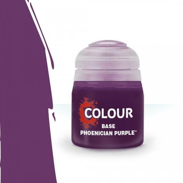 Base: Phoenician Purple 12ml