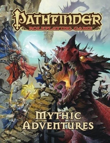 Pathfinder Roleplaying Game Mythic Adventures (HC) (engl.)