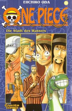 One Piece Band 034 - Die Stadt des Wassers