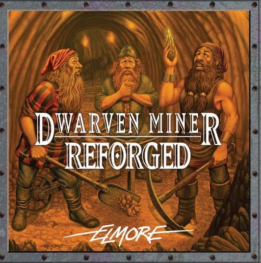 Dwarven Miner - Reforged (engl.)