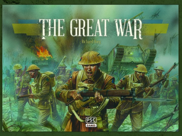 Plastic Soldier The Great War (engl.)