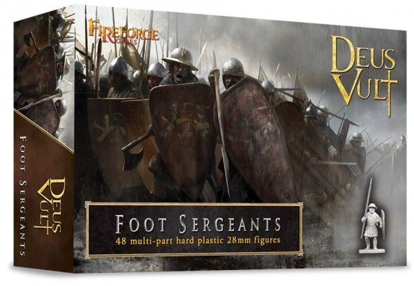 Fireforge Games: Foot Sergeants (48)