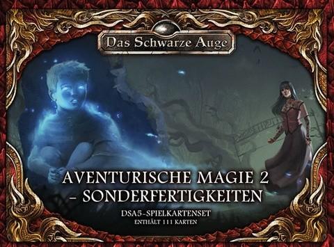 DSA5 Spielkartenset Aventurische Magie 2 Sonderfertigkeiten