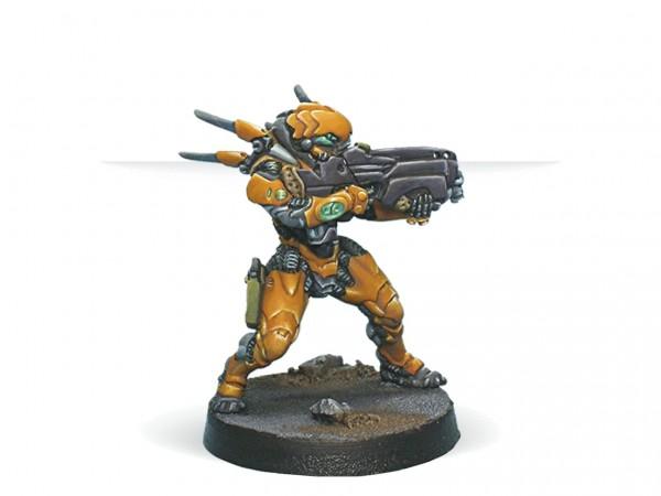 Infinity: Shàng Jí Invincible (Combi Rifle+Light Flamethrowe