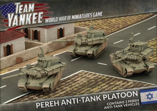 Oil War: Pereh Anti-Tank Platoon (x3)