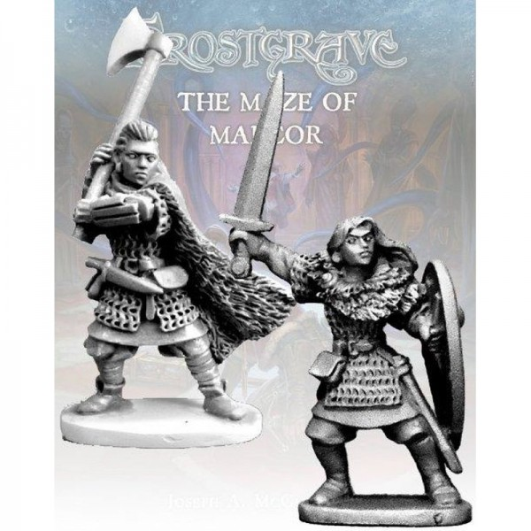 Frostgrave: Knight & Templar III (2)