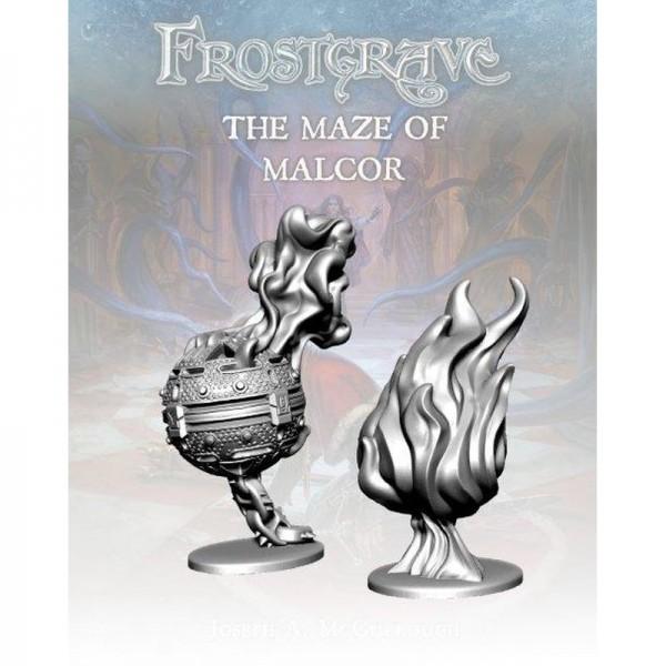 Frostgrave Starfire Elementals (2)