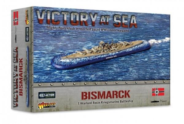 Victory at Sea: Bismarck Battleship (engl.)