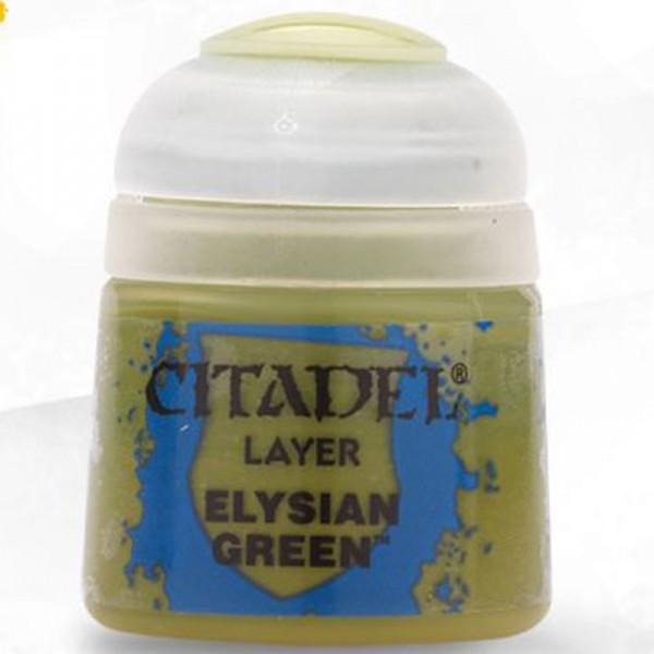 Layer: Elysian Green 12ml