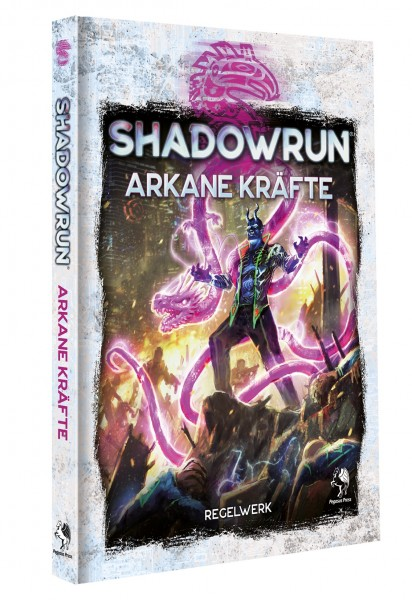 Shadowrun 6: Arkane Kräfte (Hardcover)