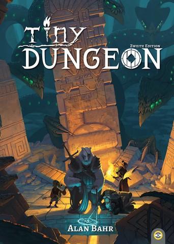 Tiny Dungeon - Grundregelwerk Zweite Edition (DE)