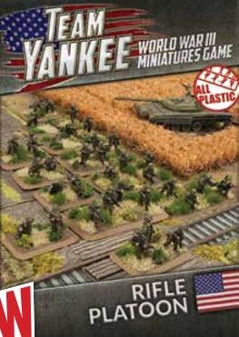 Team Yankee Marines Infantry