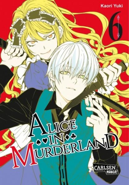 Alice in Murderland Band 6