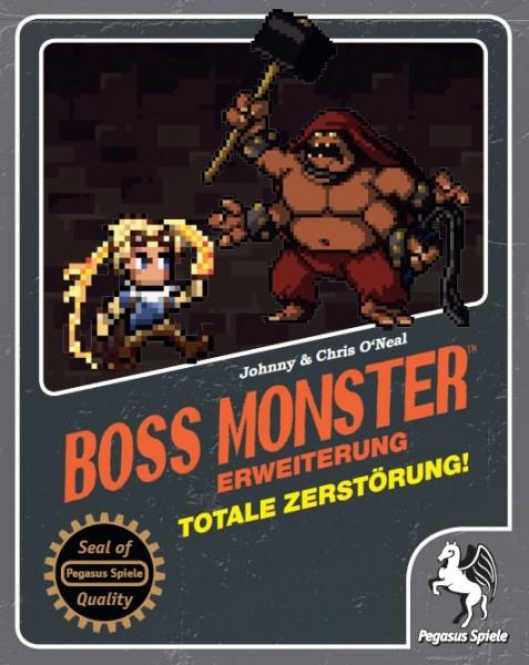 Boss Monster Totale Zerstörung! Erw.