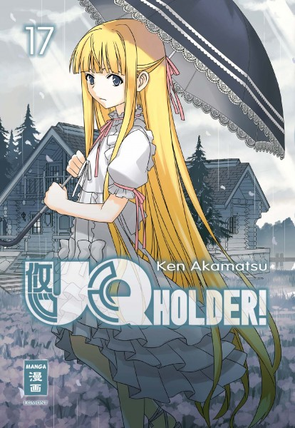 UQ Holder! Band 17