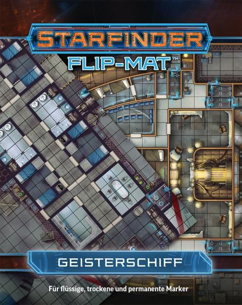 Starfinder Flip-Mat: Geisterschiff