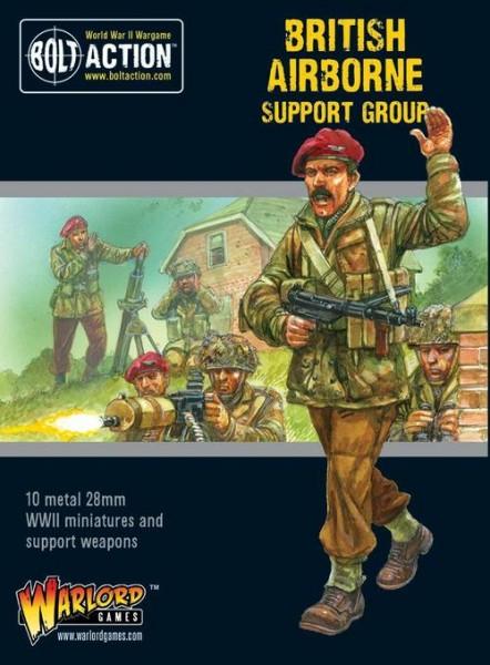 Bolt Action: British Airborne Support Group