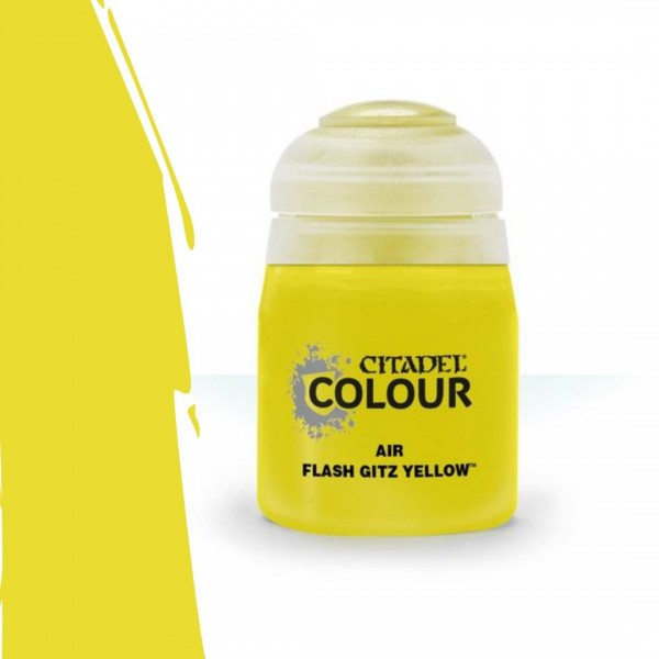 Air: Flash Gitz Yellow 24ml