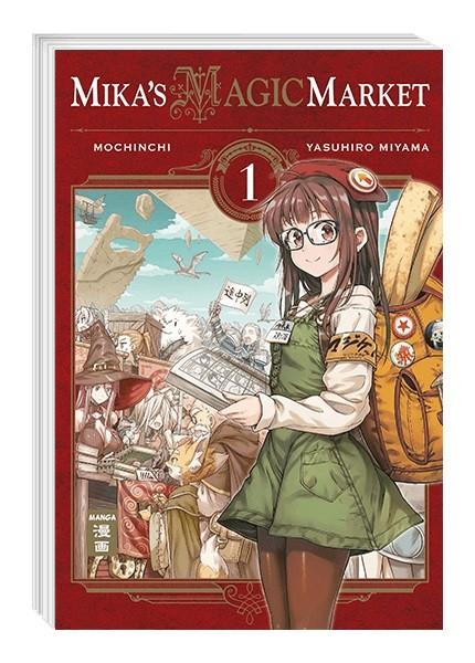 Mika´s Magic Market Band 01