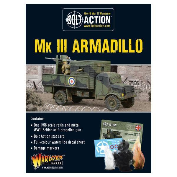 Bolt Action: British Mk III Armadillo