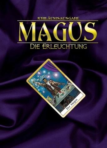 Magus: Die Erleuchtung M20 Jubiläumsausgabe Grundregelwerk