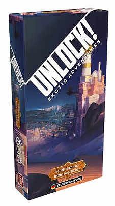 Unlock! - Scheherazades letzte Geschichte