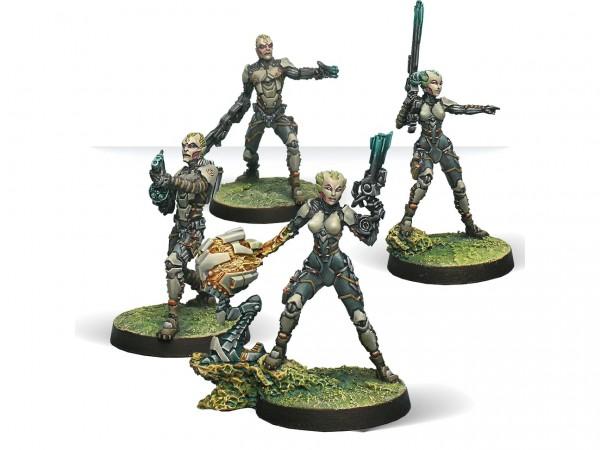 Infinity: Kamael Light Infantry