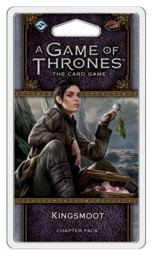 A Game of Thrones - AGoT - The card Game 2nd Ed. Kingsmoot