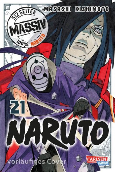 Naruto: Naruto Massiv Band 21