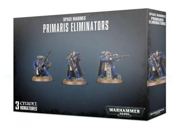 Space Marines: Primaris Eliminators