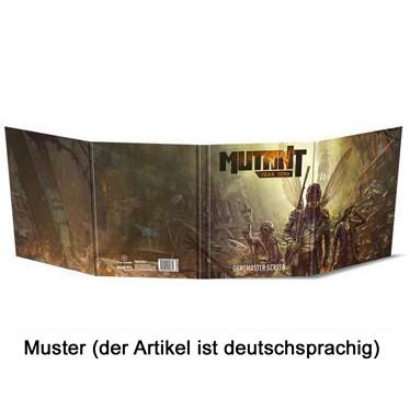 Mutant: Jahr Null - Spielleiterschirm