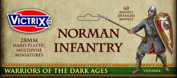 Norman Warrior (x60 Plastik)